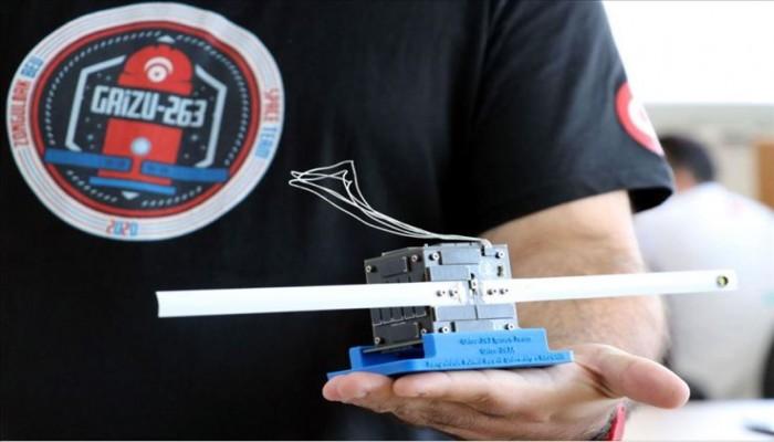 تركيا تستعد لإطلاق أول قمر صناعي مصغر إلى الفضاء