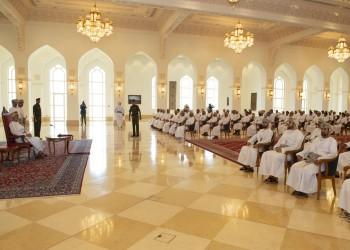 دورية استخباراتية تكشف كواليس اجتماع سلطان عمان مع شيوخ ظفار