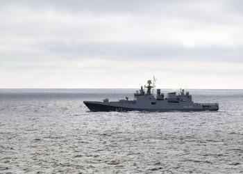 تدريبات عسكرية بين مصر وروسيا في البحر الأسود