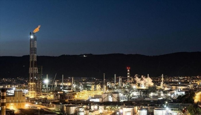 بي بي تبدأ بإنتاج الغاز في حقل غزير العماني