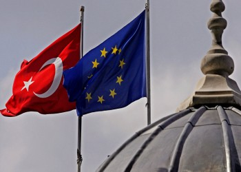 مباحثات تركية أوروبية حول العلاقات الثنائية وتطورات المتوسط