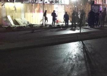 انفجار عبوة ناسفة وسط بغداد.. وإصابة شخص