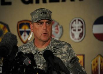 رئيس الأركان الأمريكي: انسحابنا من أفغانستان له شروط