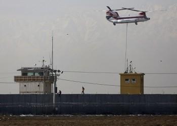 قامت بتخريب مبانيها.. القوات الأمريكية تخلي أكبر قاعدة لها في أفغانستان