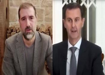 عيوننا تدمع عليكم.. مخلوف يتبرع لمتضرري حرائق الساحل السوري
