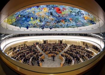 المنظمات الأهلية تنتصر على السعودية وتخسر أمام الصين وروسيا في مجلس حقوق الإنسان
