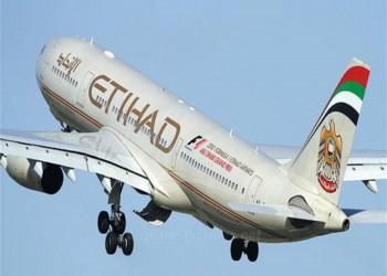للمرة الأولى.. طائرة إماراتية تعبر الأجواء الإسرائيلية للوصول لأبوظبي