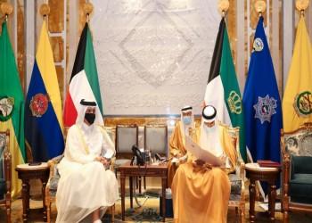 رسالة من أمير قطر إلى نظيره الكويتي لتوطيد العلاقات