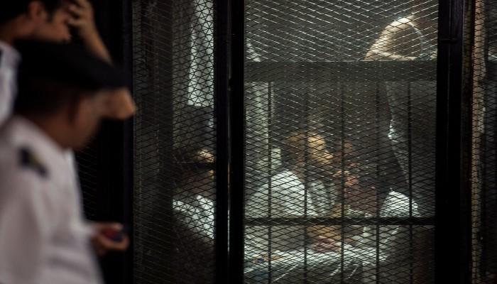 مصر.. احتجاج جماعي من سجناء استقبال طرة بسبب حملة تكدير