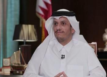 رسالة من وزير خارجية قطر لنظيره الجيبوتي
