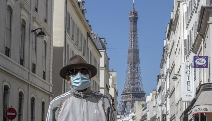 للمرة الأولى.. إصابات كورونا اليومية بفرنسا تتجاوز 30 ألفا