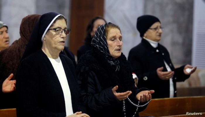 أسقف بارز: نصف مليون مسيحي تركوا العراق