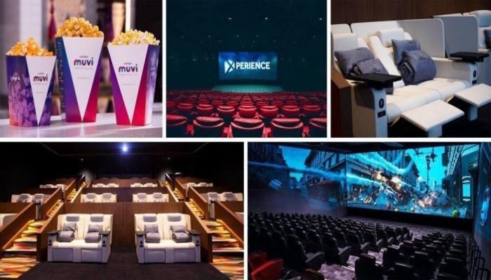 تتسع لـ 2368 مقعدا..  افتتاح أول دار عرض سينما بالظهران السعودية
