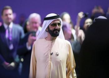 بعد ضربة الأميرة هيا.. حاكم دبي يتغزل في زوجته الثانية