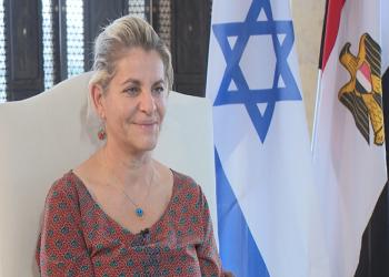 سفيرة إسرائيل بالقاهرة تلمح لدور مصر في دفع السودان نحو التطبيع