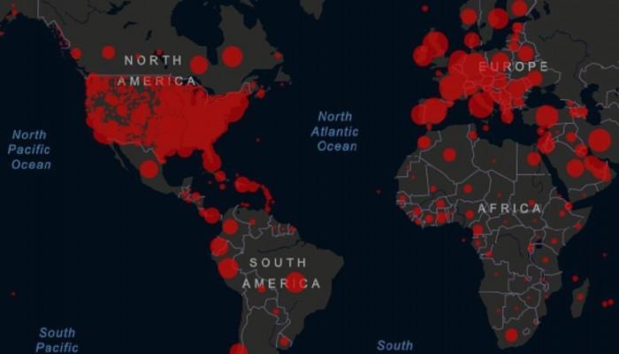 زيادة قياسية.. أكثر من 400 ألف إصابة بكورونا عالميا في 24 ساعة