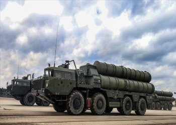 تركيا تبدأ اختبار منظومة إس 400 الصاروخية.. وأمريكا تعارض