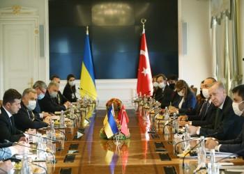 أردوغان يجدد تأكيده عدم الاعتراف بضم القرم إلى روسيا