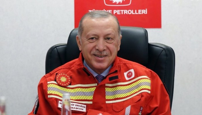 تركيا تعلن اكتشاف 85 مليار متر مكعب من الغاز الطبيعي