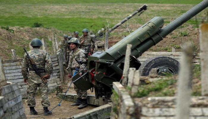 أرمينيا تتهم أذربيجان بخرق الهدنة الجديدة في قره باغ