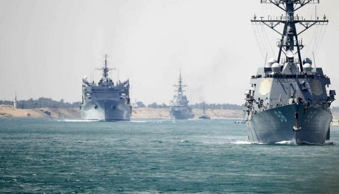 أمريكا تبحث تشكيل تحالف بحري جديد للتدخل السـريع