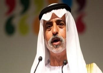تفاصيل مثيرة لاتهام وزير التسامح الإماراتي بالاعتداء الجنسي.. ما علاقة أحمد منصور؟