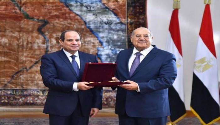 قاضي التنازل عن تيران وصنافير رئيسا للشيوخ المصري.. 5 حقائق عن عبدالوهاب عبدالرازق