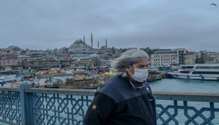 أعلى معدل يومي لإصابات كورونا في تركيا منذ 8 مايو