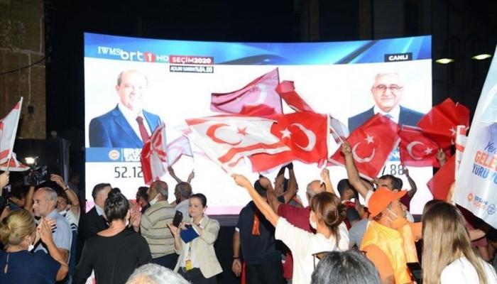انتصار مفاجئ.. تتار المدعوم من أردوغان رئيسا لقبرص التركية