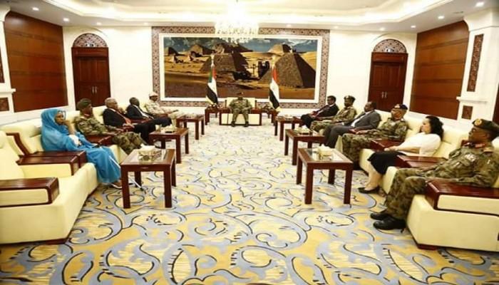 السيادة السوداني: مستعدون للتعاون مع الجنائية الدولية