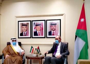 الكويت والأردن يؤكدان موقفهما الثابت تجاه القضية الفلسطينية