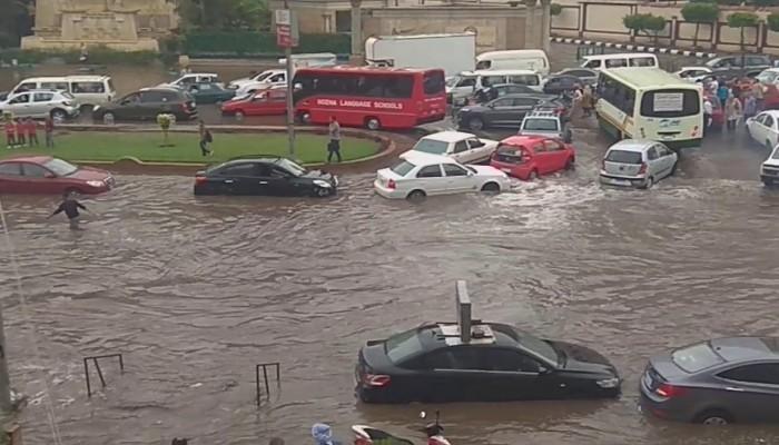 تحذيرات حكومية من أمطار وسيول على محافظات مصر