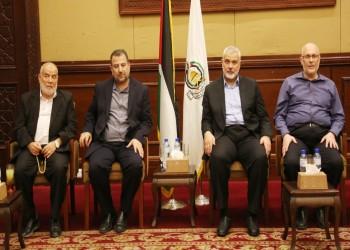 حماس تتعهد باستمرار الحوار مع فتح من أجل اتفاق وطني