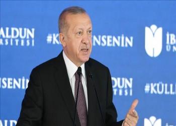 أردوغان: ازدهار تركيا يتطلب إصلاحا شاملا للتعليم يفرز أجيالا واثقة
