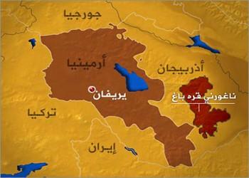 حرب القوقاز.. والتجاذبات الدولية
