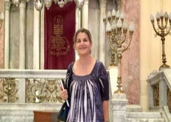 قبر فنان زارته السفيرة الإسرائيلية في مصر.. من هو؟