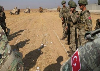 تركيا تعلن استهداف مسؤول استخباراتي كردي شمالي العراق