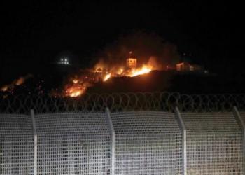 قصف إسرائيلي لجنوب سوريا استهدف ميليشيات إيرانية