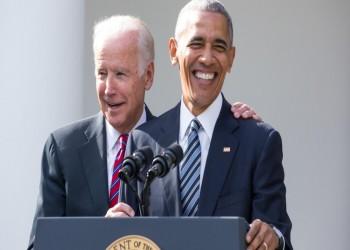 فيلادلفيا تسجل أول ظهور لأوباما بتجمع انتخابي دعما لبايدن