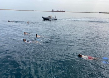 الجيش التركي يواصل تدريب جنود ليبيين على الغوص