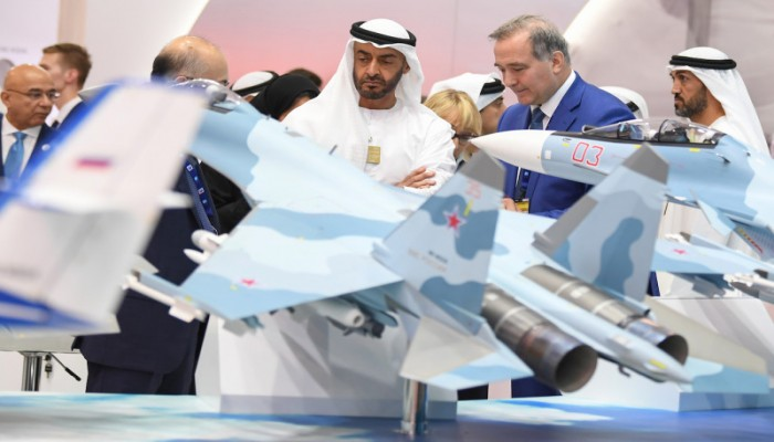 بتعاون إسرائيلي.. الإمارات تتحول إلى عاصمة عالمية لصناع الأسلحة