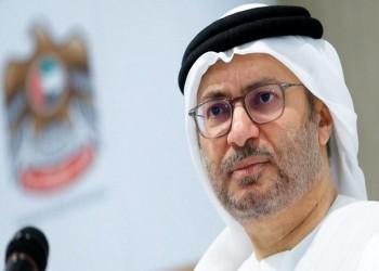 قرقاش: أمن الخليج يبدأ ببناء الثقة التي تأثرت سلبا بتدخلات إيران