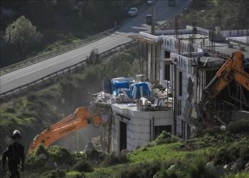 إسرائيل تهدم قرية العراقيب الفلسطينية للمرة 179