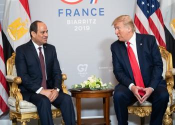 معهد إسرائيلي: استراتيجية السيسي لمواجهة تداعيات خسارة ترامب