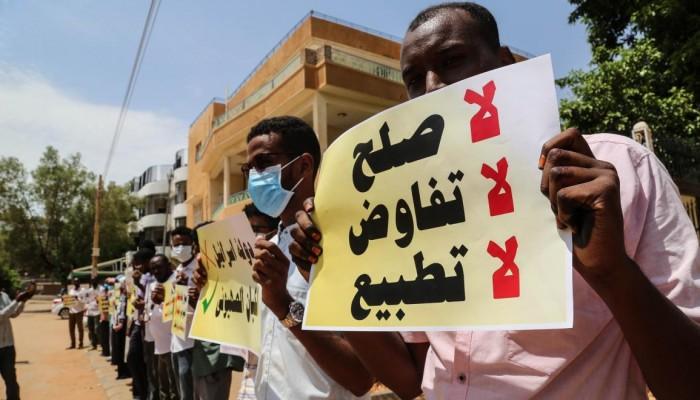 تحالف الإجماع الوطني بالسودان: الشعب غير ملزم باتفاقيات التطبيع