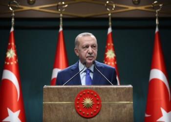أردوغان عن ماكرون: بحاجة لاختبار عقلي