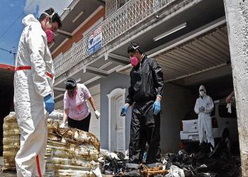 7 جثث بينها 3 مغاربة ومصري تقطع رحلة حول العالم