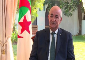 رئيس الجزائر يدخل حجرا صحيا بعد إصابات كبار الموظفين