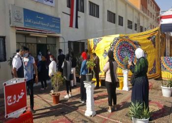 إقبال ضعيف واحتجاجات في أول أيام انتخابات برلمان مصر