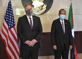 بومبيو يشيد بتطبيع السودان وإسرائيل: رؤية ترامب تثمر في المنطقة
